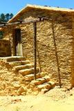 Vila do xisto Fotografia de Stock