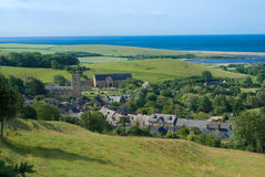 Vila Dorset Inglaterra de Abbotsbury Imagem de Stock Royalty Free
