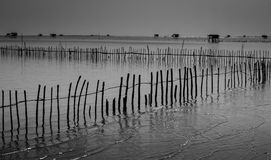 Vila dos pescadores Fotografia de Stock Royalty Free