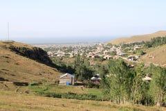 Vila em Arménia fotografia de stock