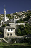Vila em Bósnia Hercegovina foto de stock