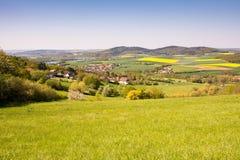 Vila em Franconia Imagem de Stock