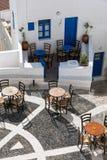 Vila em Greece Fotografia de Stock
