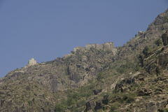 Vila em montanhas de Haraz Imagem de Stock Royalty Free