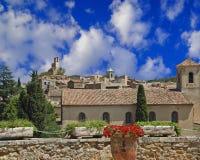 Vila em Provence fotos de stock