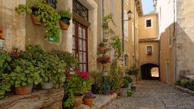 Vila em Provence Foto de Stock