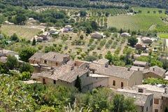 Vila em Provence fotos de stock royalty free