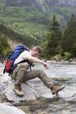 vila för berg Arkivbilder