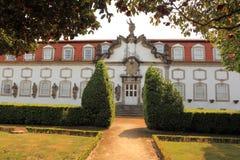 Vila Flor Palace à Guimaraes images libres de droits
