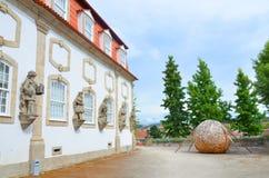 Vila Flor Palace, Guimaraes, Portugal Lizenzfreie Stockbilder