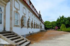 Vila Flor Palace, Guimaraes, Portugal Lizenzfreies Stockfoto