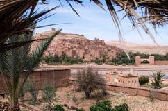 Vila fortificada Ait Benhaddou Fotos de Stock Royalty Free