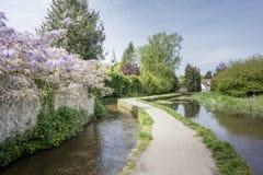 Vila fraca, Kent, Reino Unido foto de stock royalty free