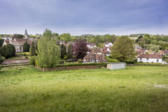 Vila fraca, Kent, Reino Unido imagem de stock