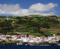 Vila Franca (Azores) Royalty Free Stock Photo