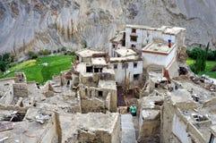 Vila Himalaia fotos de stock
