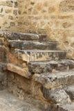 Vila histórica abandonada Imagem de Stock Royalty Free