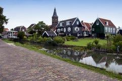 Vila holandesa Foto de Stock Royalty Free