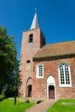 Igreja holandesa imagens de stock