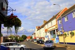 Vila Kent England Reino Unido de Dymchurch Fotos de Stock