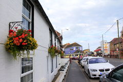 Vila Kent England Reino Unido de Dymchurch Imagens de Stock