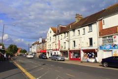 Vila Kent England Reino Unido de Dymchurch Imagem de Stock