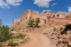 Vila marroquina Imagens de Stock Royalty Free