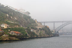 Vila Nova de Gaia Royalty Free Stock Photo
