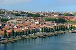Vila Nova de Gaia, Porto, Portugal royalty-vrije stock afbeelding