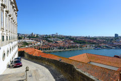Vila Nova de Gaia, Porto, Portugal stock afbeeldingen