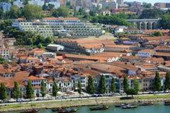 Vila Nova de Gaia, Porto, Portugal Royalty-vrije Stock Fotografie