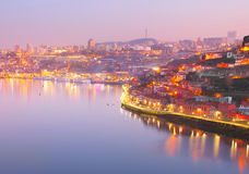 Vila Nova de Gaia, Portugal Stock Photography