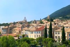 Vila Nyons em França Imagens de Stock Royalty Free
