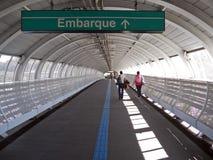 Vila Olímpia Station Stock Photography