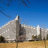 Vila olímpica (Montreal) Imagens de Stock