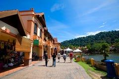 Vila oriental de Langkawi Foto de Stock Royalty Free