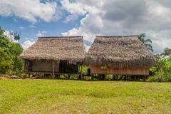Vila Pantoja, Peru fotografia de stock
