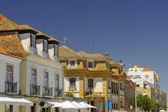Vila Real de Santo Antonio Stock Afbeelding