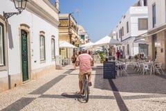 Vila Real de Santo Antonio, Portogallo Fotografie Stock