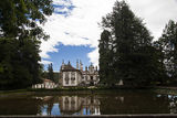 Vila Real Palace. View of Vila Real Palace, Portugal Royalty Free Stock Photography