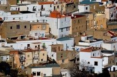 Vila rural em Spain sul Fotos de Stock