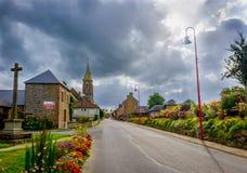 Vila St-Fraimbault foto de stock