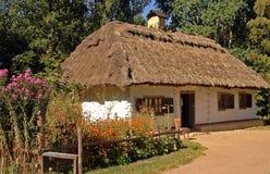 Vila ucraniana Imagens de Stock