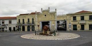 Vila van Bucelas, Loures, Portugal royalty-vrije stock afbeelding