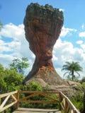 Vila Velha, Санта-Катарина, Бразилия Стоковая Фотография