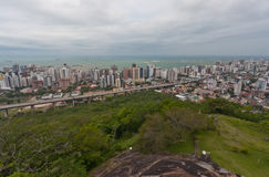 Vila Velha Espirito Santo Stock Photo