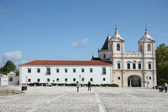 Vila Viçosa, Portugal. Church and Convent of Chagas or Royal Convent of Chagas de Cristo (now the Pousada D. Joao IV Stock Photo