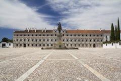 Vila Vicosa Ducal pałac Obraz Stock