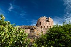 Vilafames Castle στοκ φωτογραφίες