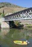 Vilage of Pinhão - Douro region Royalty Free Stock Photos